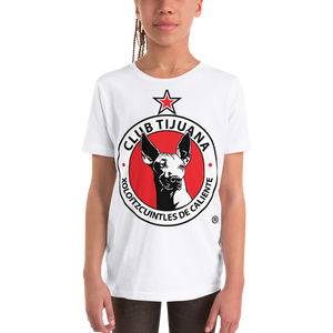 XOLOS CLUB TIJUANA - Youth Short Sleeve T-Shirt