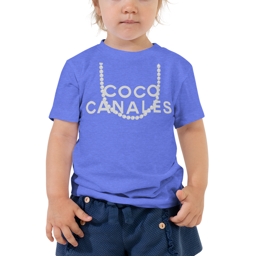 Coco Canales - Toddler Short Sleeve Tee