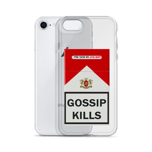 GOSSIP KILLS - iPhone Case