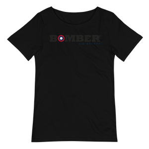 BOMBER - Men's Raw Neck Tee