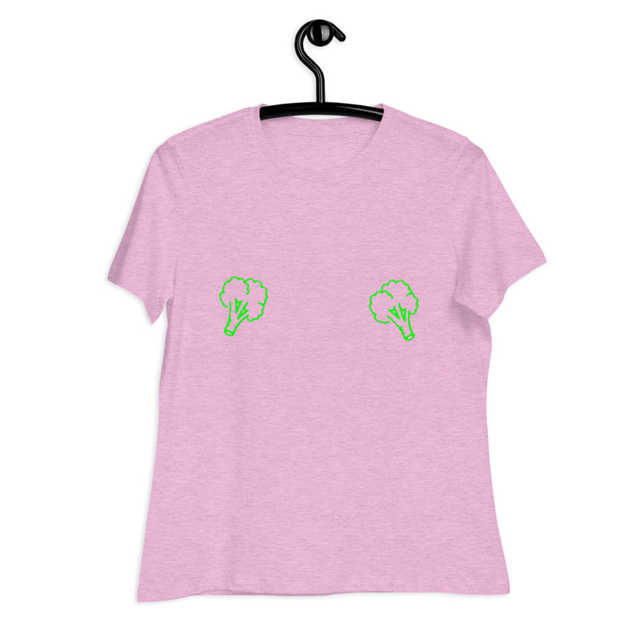 Cailflowers - Women's Relaxed T-Shirt