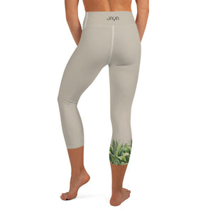 Agave you ma' love - Yoga Capri Leggings