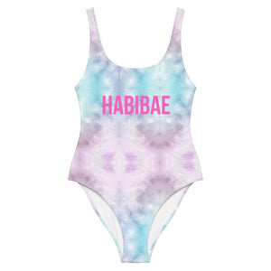 HABIBAE COTTON CANDY - One-Piece Swimsuit