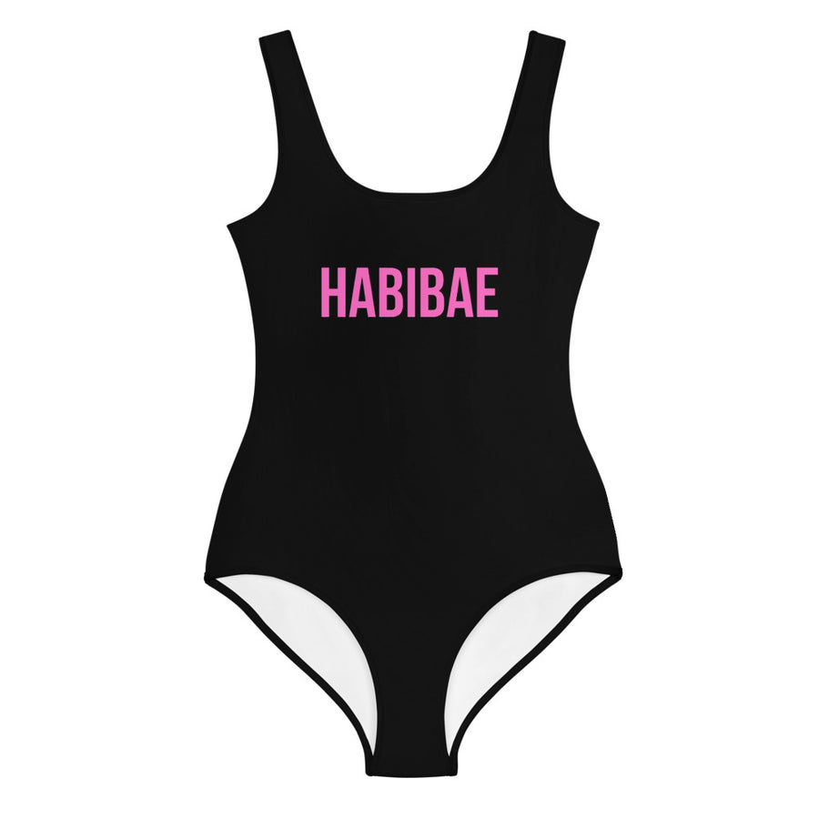 HABIBAE - All-Over Print Youth Swimsuit