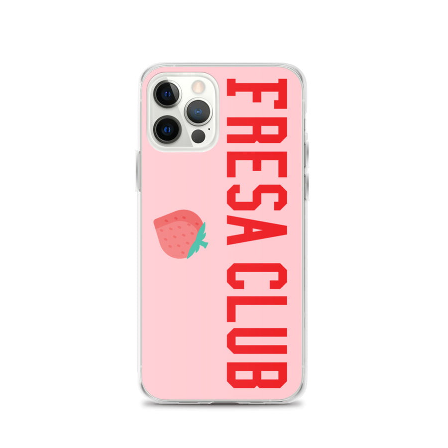 FRESA CLUB - iPhone Case
