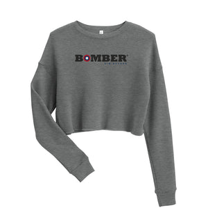 Bomber - Crop Sweatshirt