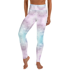 cotton candy - Yoga Leggings