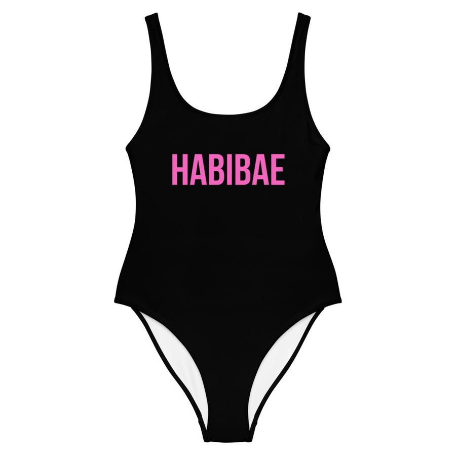 HABIBAE HOT PINK - One-Piece Swimsuit