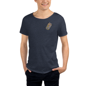 La Croix - Men's Raw Neck Tee