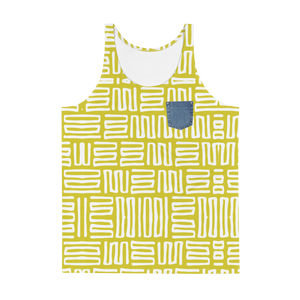 Artes Anales - Unisex Tank Top