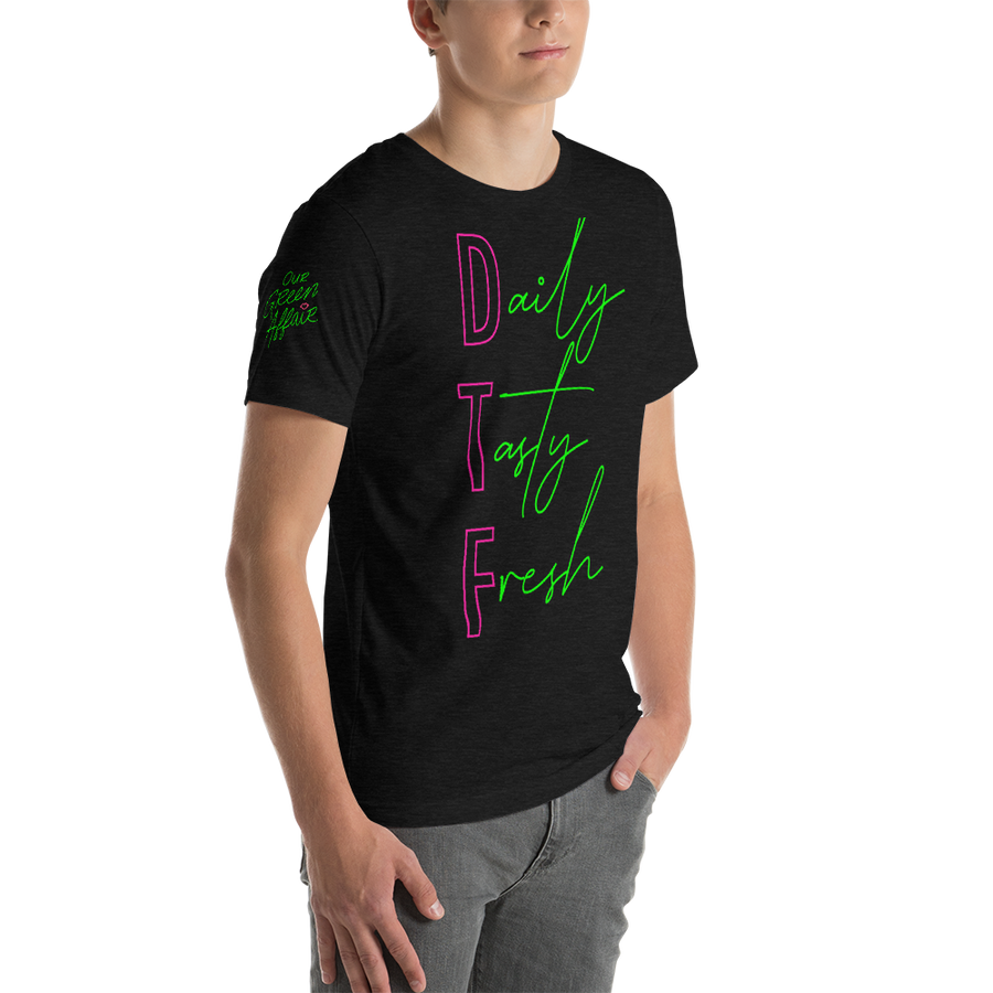 AOG DTF - Short-Sleeve Unisex T-Shirt
