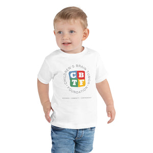 CBTF - Toddler Short Sleeve Tee