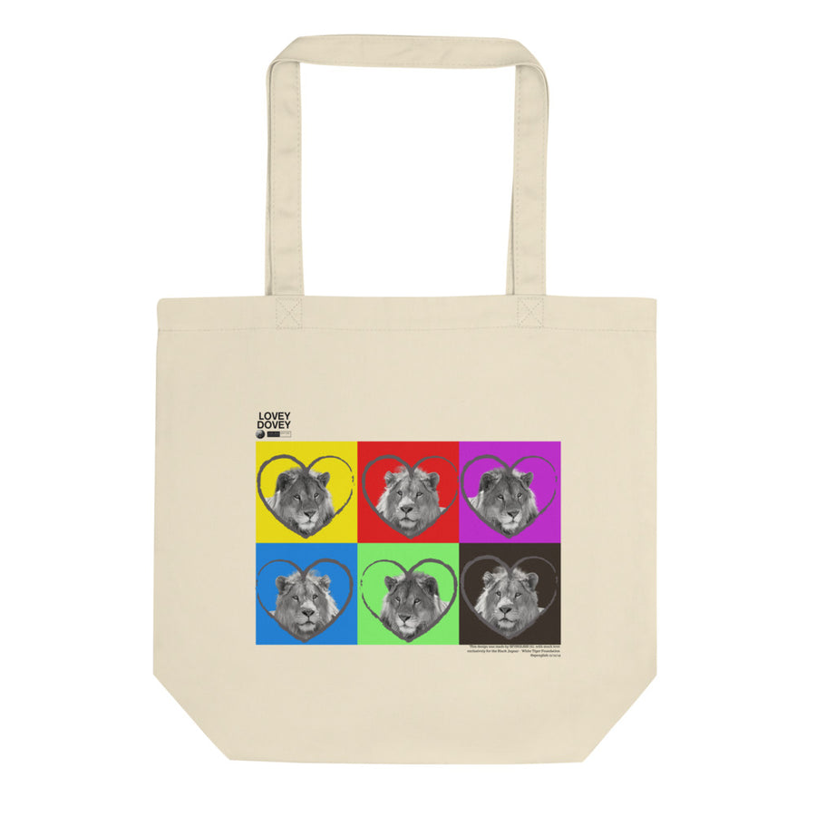 LOVEY DOVEY ANDY - Eco Tote Bag