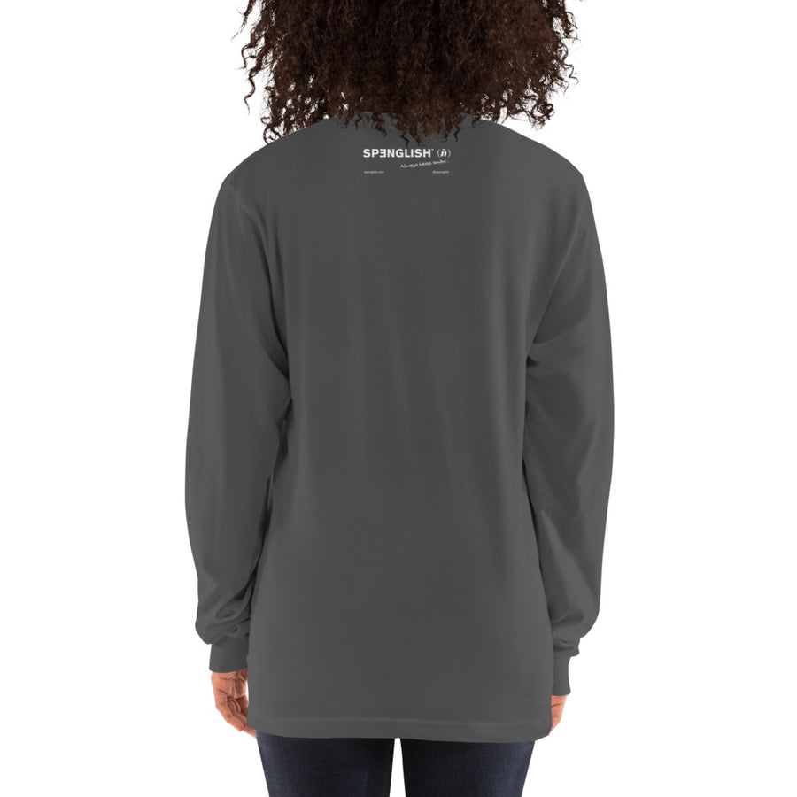 Viva Mexico Cabrones - Long sleeve t-shirt
