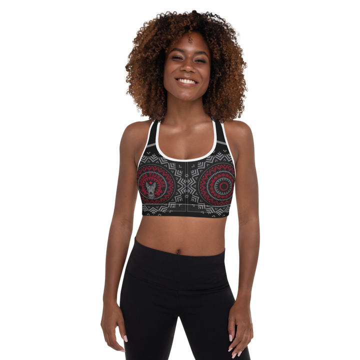 XOLOS XMAS 1 - Padded Sports Bra