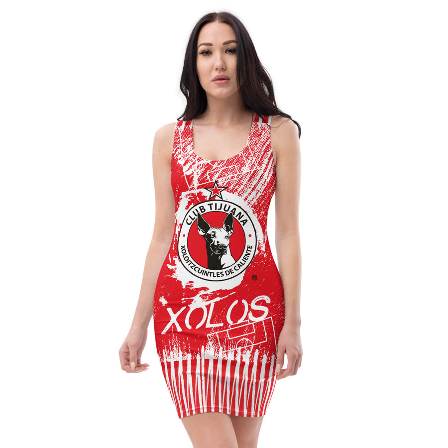 XOLO STREET ART - Sublimation Cut & Sew Dress