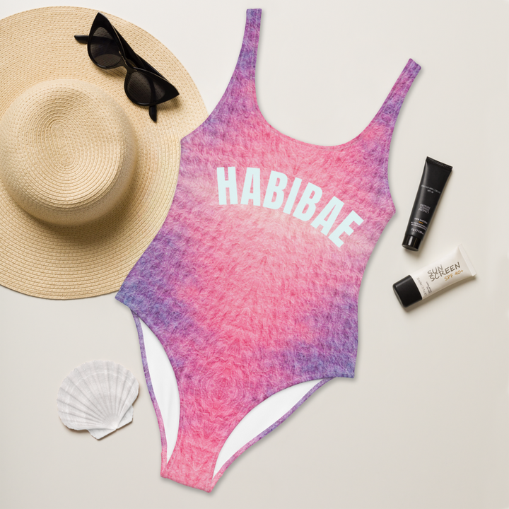 2 HABIBAE TIE DYE - One-Piece Swimsuit