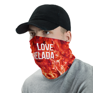 LOVE MICHELADA - Mouth Cover/ covid19 / Neck Gaiter