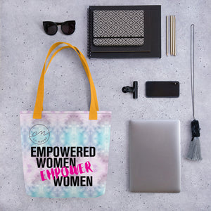 EMPOWERED WOMEN - Tote bag