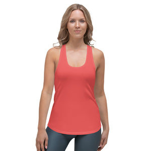 E by GG - STRIPE - Women's Racerback Tank