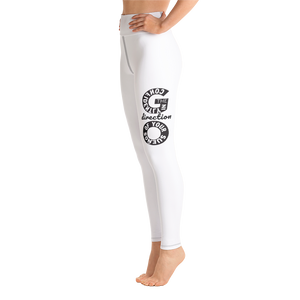 Go Confidently in the direction of your Sueños - Yoga Leggings