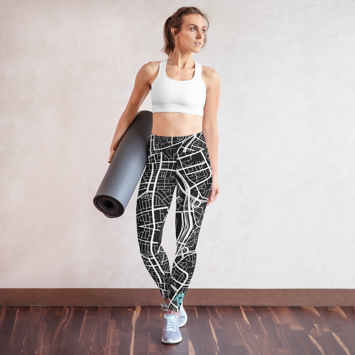 TEL AVIV - UNited Haztalah - Yoga Leggings