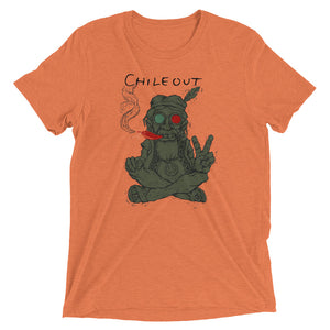 Chile Out Hippie Peace - Short sleeve t-shirt