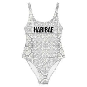 Habibae - Morroccan Patten One-Piece Swimsuit