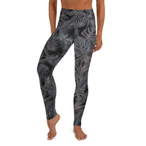 BLACK JUNGLE OGA - Yoga Leggings