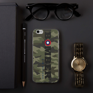 BOMBER - iPhone Case