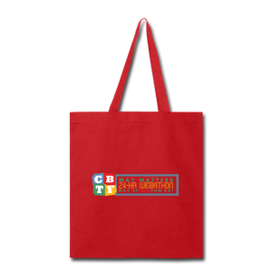 MAY MATTERS  - Tote Bag - red