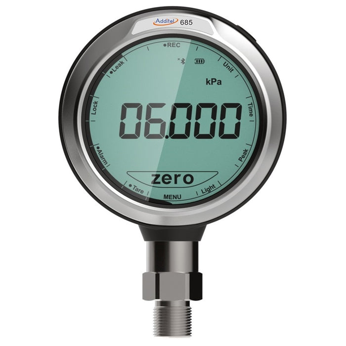 Additel's New 685 Digital Pressure Gauges Provide a Unique and Modern Customer Experience