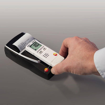Testo Mobile printer for data loggers