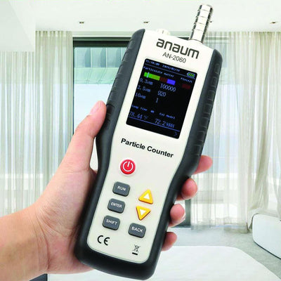 Anaum AN2060 : Particle Counter - Anaum - Test and Measurement