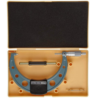 Mitutoyo 103-142 : Outside Micrometer Range 125-150mm