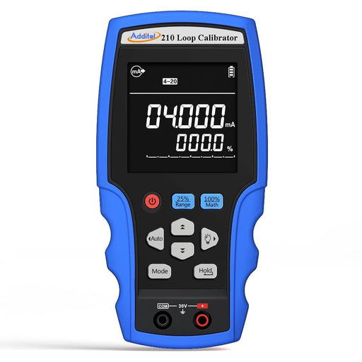 Additel ADT210: Loop Calibrator - Anaum - Test and Measurement