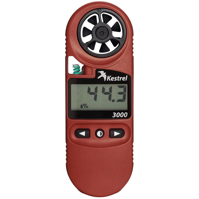 Kestrel 3000: Pocket Wind Meter