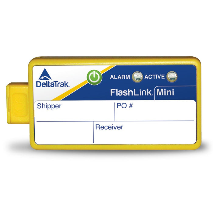 DeltaTrak 30014: FlashLink Mini In-Transit Logger (15days)