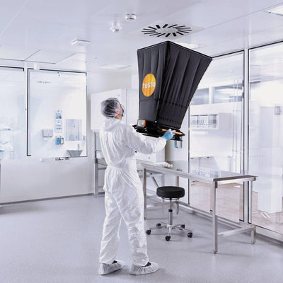 Testo 420 : Air Flow Capture Hood