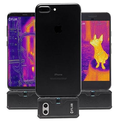 FLIR ONE PRO LT : Thermal Imaging Camera Attachment for iOS
