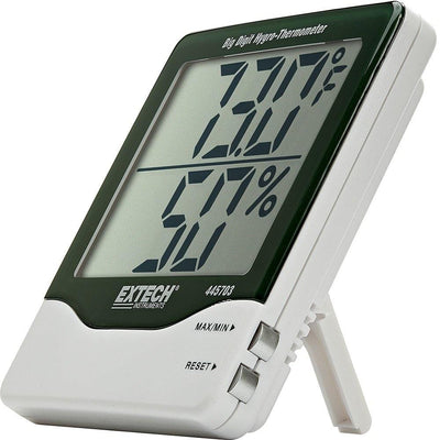 Extech 445703: Big Digit Hygro-Thermometer - Anaum - Test and Measurement