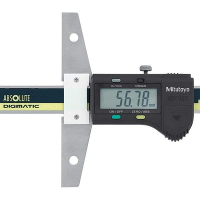 "Mitutoyo 571-213-10: Absolute Depth Gage 0-12""/ 300mm"