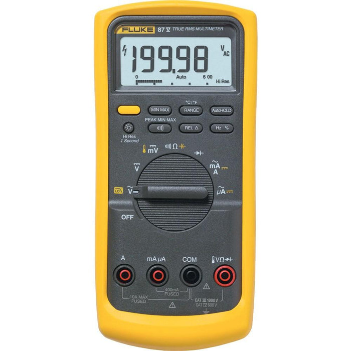 Fluke 87V: Digital Multimeter