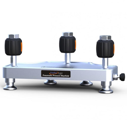 Additel ADT127-B : Pneumatic Pressure Manifold, -1 to 250bar - Anaum - Test and Measurement