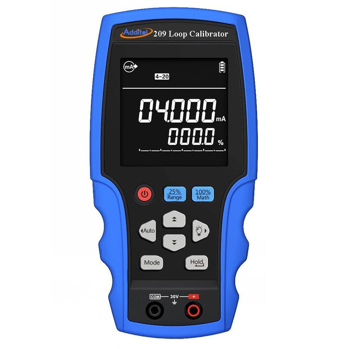 Additel ADT209: Loop Calibrator - Anaum - Test and Measurement