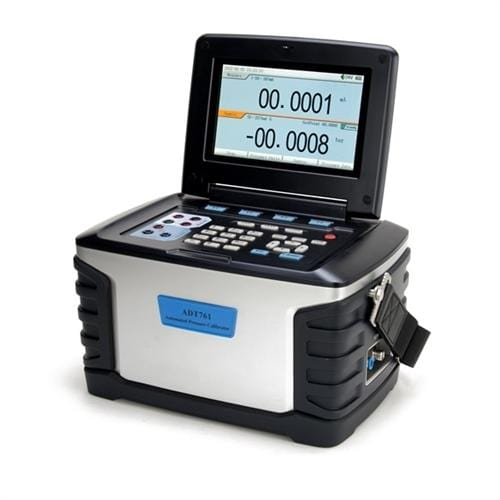 Additel ADT761-D: Automated Pressure Calibrator / -0.95 to 1.0 bar - Anaum - Test and Measurement
