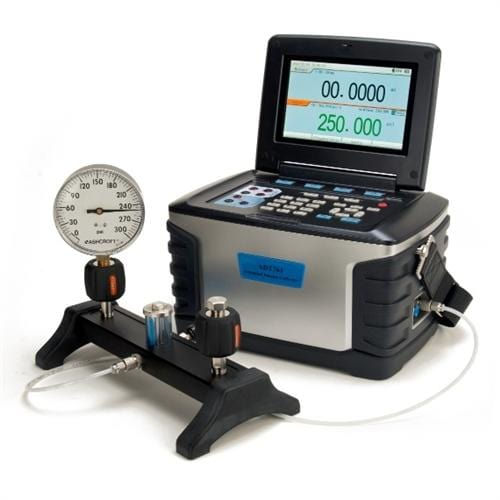 Additel ADT761-M: Automated Pressure Calibrator / -0.90 to 25 bar - Anaum - Test and Measurement