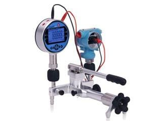 Additel ADT916: 40bar Pneumatic Pressure Test Pump - Anaum - Test and Measurement