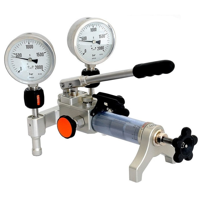 Additel ADT928: 1000bar Hydraulic Pressure Test Pump (Oil)