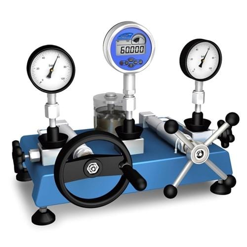 Additel ADT949: 2800bar Hydraulic High Pressure Pump - Anaum - Test and Measurement